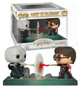 Funko Pop! Vinyl Figure - Fantasy Harry Potter 119 Harry vs. Voldemort