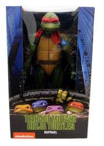 Neca Action Figure - Action Teenage Mutant Ninja Turtles 54053 Raphael 1:4 Scale