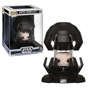 Funko Pop! Vinyl Figure - Star Wars The Empire Strikes Back 40th Anniversary 365 Darth Vader in Meditation Chamber