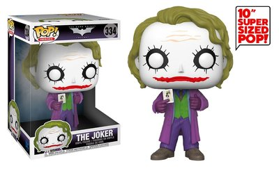 Funko Pop! Vinyl Figure - DC Batman The Dark Night 334 The Joker 10 inch