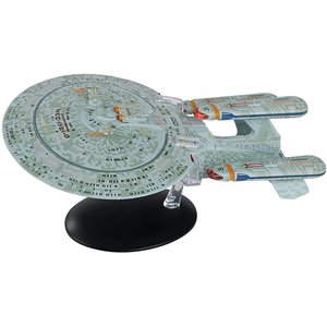 Eaglemoss Model - Star Trek The Official Starships Collection XL20 Edition 5647 USS Enterprise NCC-1701-S All Good Things