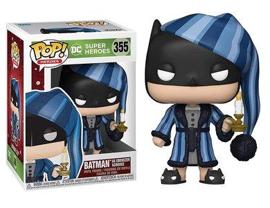 Funko Vinyl Figure - DC Super Heroes Xmas 355 Batman as Ebenezer Scrooge