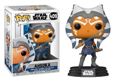 Funko Pop! Vinyl Figure - Star Wars The Clone Wars 409 Ahsoka