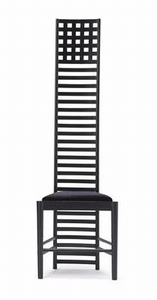 Mini Designer Chairs: kinderstoel zwart