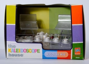 The Kaleidoscope House - Keuken set