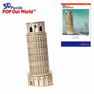 3D Puzzel: Pisa