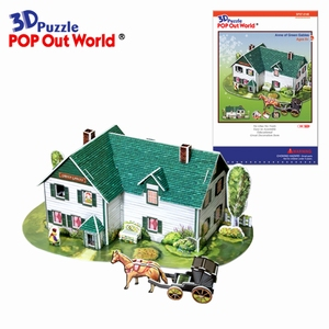 3D Puzzel: Anne of Green Gables