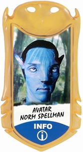 Avatar: webcam i-TAG label Avatar Norm Spellman