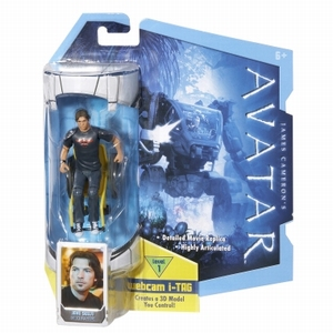 Avatar: Jake Sully actiefiguur/action figure MOC