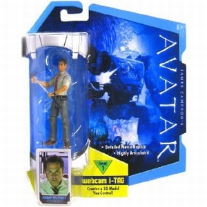 Avatar: Parker Selfridge