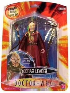 Doctor Who Sycorax Leader actiefiguur
