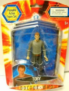 Doctor Who Toby actiefiguur (bezeten versie)