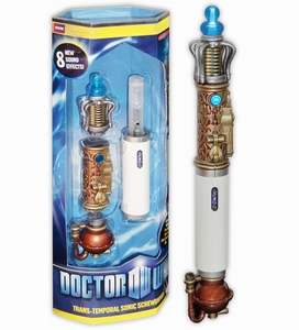 Doctor Who Trans-temporal Sonic Screwdriver