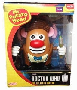 Doctor Who Mister Potato Head 11th Doctor