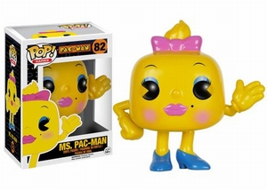 Funko POP! Games Pac-man 82 Ms. Pac-man