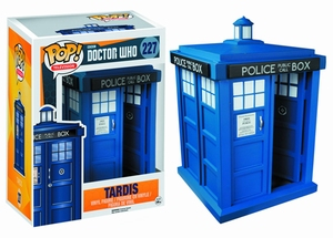 Funko POP! TV 227 Doctor Who Tardis
