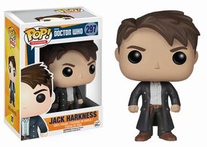 Funko POP! TV 297 Doctor Who Jack Harkness