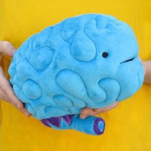 I Heart Guts - Grote Hersenen (Big Brain)