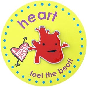 I Heart Guts reversspeld - Hart (Heart)