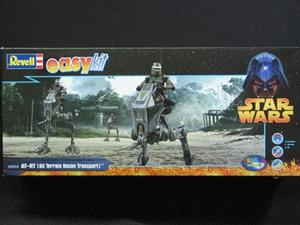 Revell Easykit: Star Wars AT-RT (All Terrain Recon Transp)