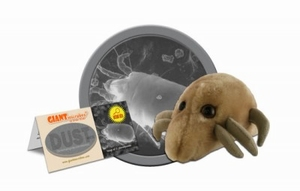 Giant Microbes Dust mite (stofmijt)
