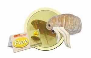Giant Microbes Flea (vlo)