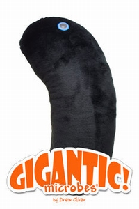 Gigantic Microbes Black Death (Pest)