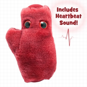Giant Microbes Heart cell (Cardiomyocyte - hart cel)