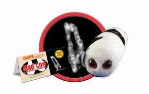 Giant Microbes Mad Cow (gekke koeien ziekte)
