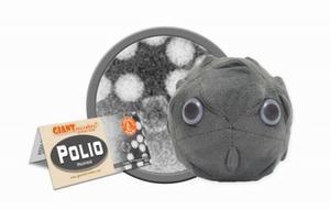 Giant Microbes Polio