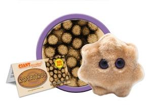 Giant Microbes Rotavirus