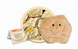 Giant Microbes Skin cell (Keratinocyte)