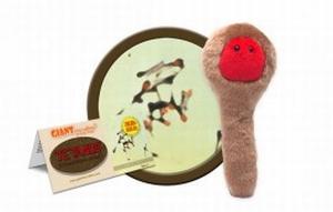Giant Microbes Tetanus (Clostridium tetani)