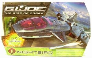 G.I. Joe: Electronische Nightbird met Aero-Viper