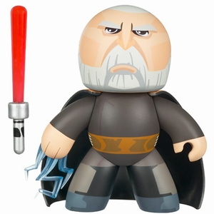 Mighty Muggs - Star Wars - Wave 5 - Count Dooku