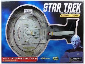 Star Trek Starship Legends - Enterprise D - All Good Things