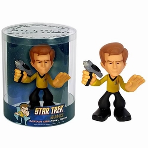 Star Trek - Funko Quogs - Captain Kirk - Vinyl Figure