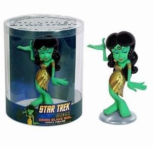 Star Trek - Funko Quogs - Orion Slave Girl - Vinyl Figure