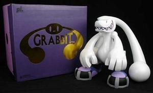 Grabbit witte versie (Pearl white)
