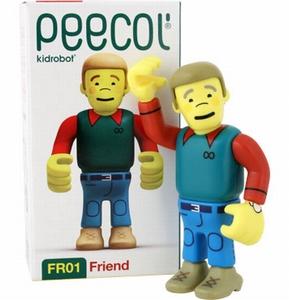 Peecol van Eboy: FR01 Friend (Kidrobot)