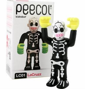 Peecol van Eboy: LC01 LaCruzz (Kidrobot)