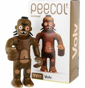 Peecol van Eboy: VV01 Volv (Kidrobot)