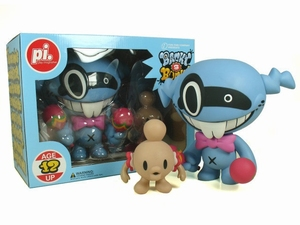 Play Imaginative - Backy and Bocky - Limited Edition set