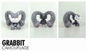 Little Trickers serie 1: Grabbit (Camouflage)