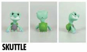 Little Trickers serie 1: Skuttle