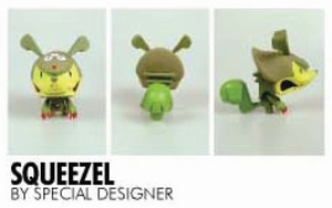 Little Trickers serie 1: Squeezel (Special designer)