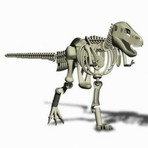 Stikfas Dinosaur Tyrannosaurus