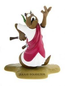The Turds Julius Squeezer (Julius Caesar)
