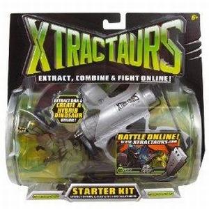 Xtractaurs Starter Kit (LET OP: zie product- informatie!)