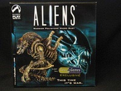 Aliens Warrior Polystone Micro Bust (Gear4Games Exclusive)